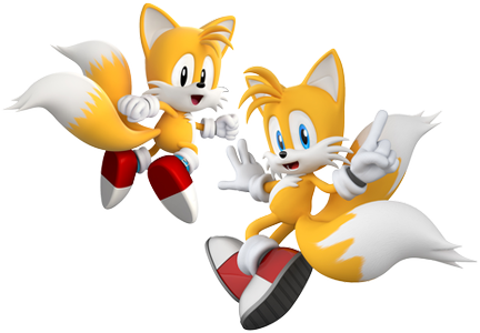 Classic and Modern Tails