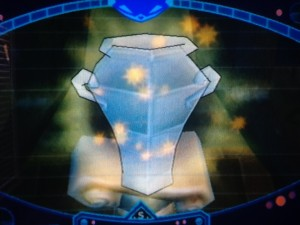 Crystal Vase Loot from Sly Cooper 2, Band of Thieves