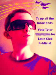 My Campaign Poster